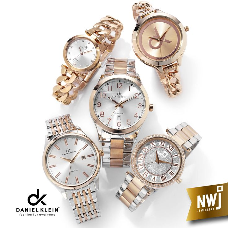 How beautiful are these Daniel Klein watches? Come in store and try one on ;)