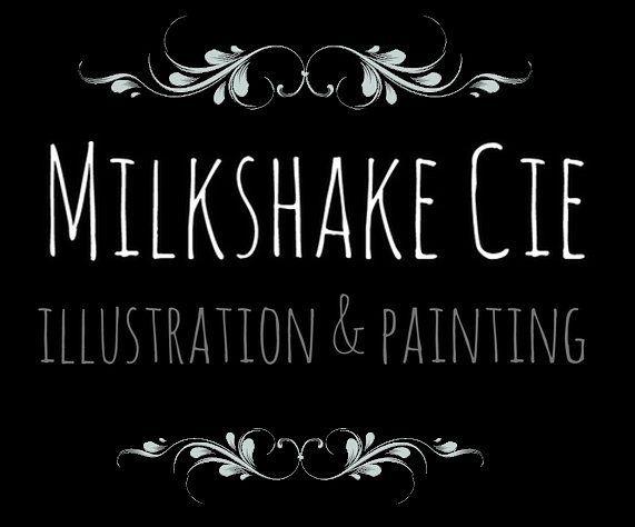 "37 mentions J'aime, 1 commentaires - Julie Dru (@milkshake.cie) sur Instagram: ""milkshakecie.jimdo.com  #shop #brand #boutique #website #banner #illustration #art #etsy #art…"""