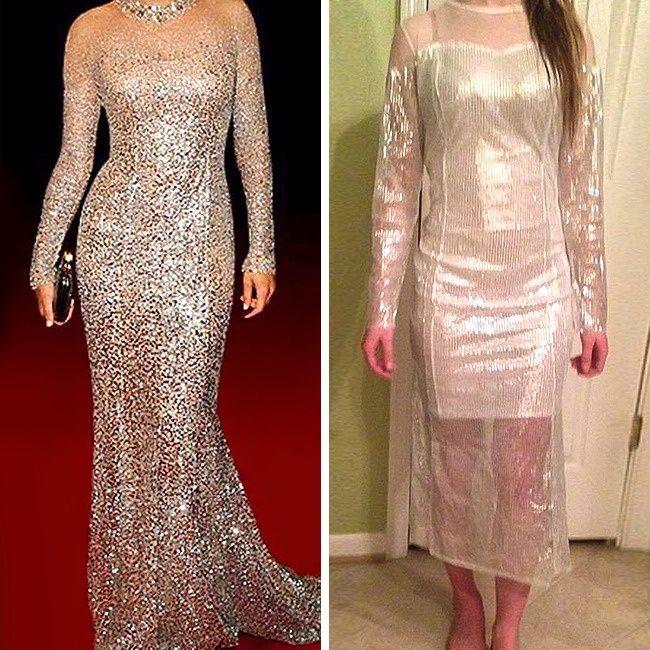 Приколы заказанных платьев фото каждом