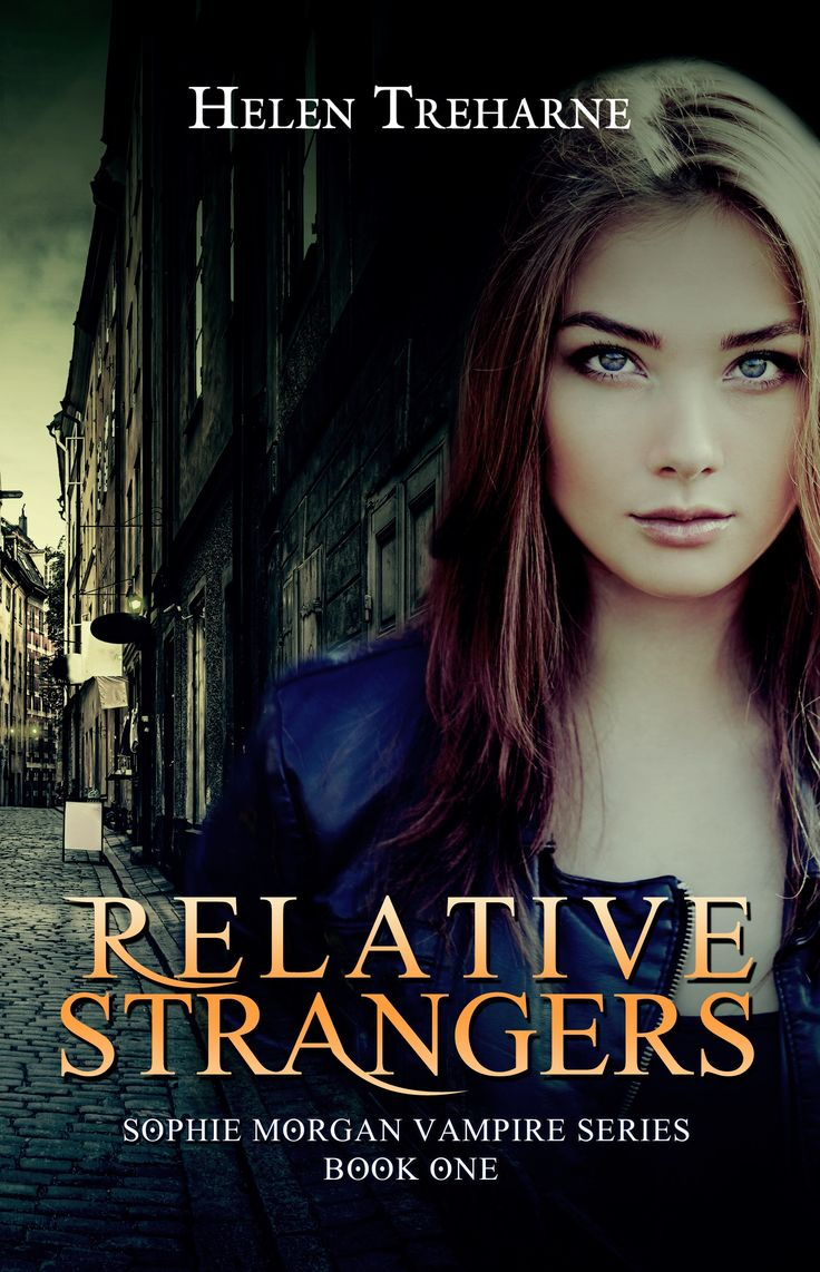 Join the Relative Strangers book launch party! Get a bite of urban fantasy action with this British vampire series by Booktrope
