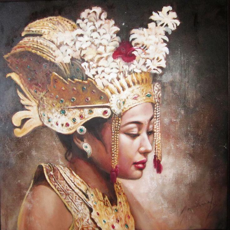 Josephine Linggar - Gadis Bali Cantik