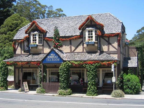 Mrs Marple's best scones, mt dandenong