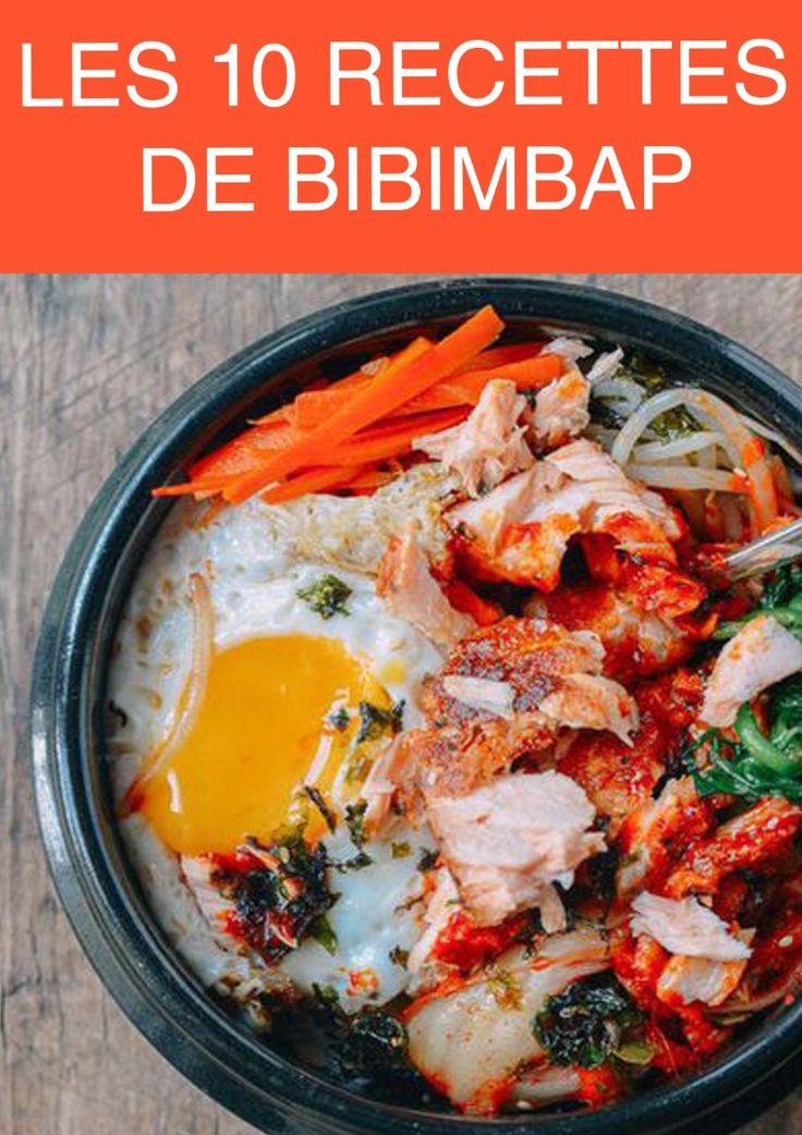 Qu'est-ce que le Bibimbap ? Cela ne vous dit rien ? Et pourtant, ce mets coréen est l'un des plus connus dans le milieu culinaire… Voici 10 recettes de Bibimbap repérées sur Pinterest.