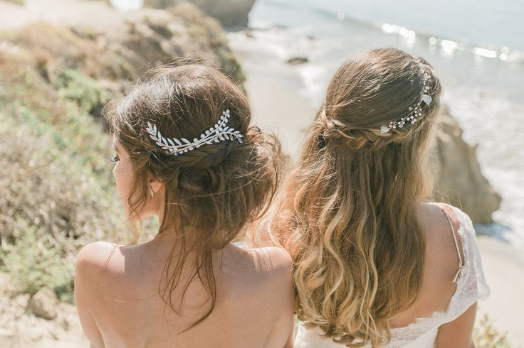 Styled by Two's Company, hair piece, elegant, beautiful hairstyles