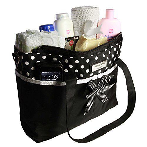 Designer Baby Windel Windelwechsel Tasche, 8PC Set Costanzo Enrico ® Bellagio