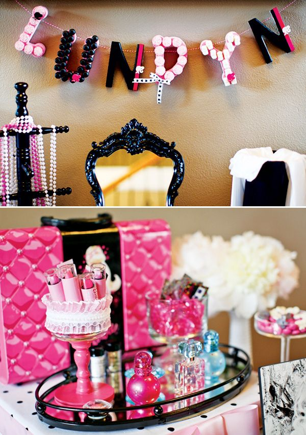31 Best Fashion Diva Theme Images On Pinterest Diva Party Birthday Celebrations And Birthday