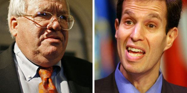 Dennis Hastert Hid His Skeletons As He Helped Push GOP's Anti-Gay Agenda