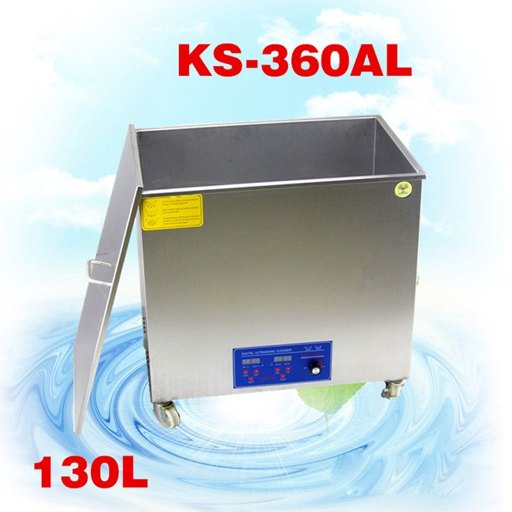 1PC 110V/220V KS-360AL 2160W Ultrasonic Cleaner 130L Cleaning Equipment Stainless Steel Cleaning Machine //Price: $US $1536.80 & FREE Shipping //     #homeappliance24
