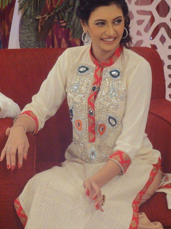 Pakistani Casual Dresses Ideas From Nida Yasir Show
