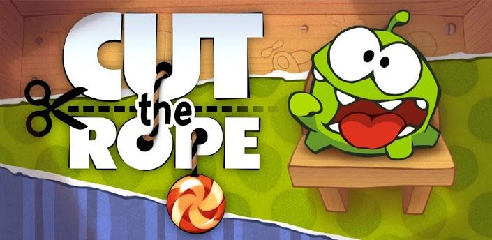 Cut the Rope v2.0.1 [Paid version/ Ad-free] (Android Game)