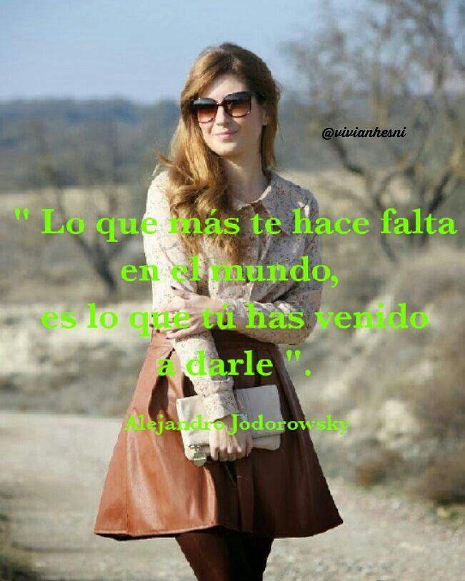 Frases, Alejandro Jodorowsky,