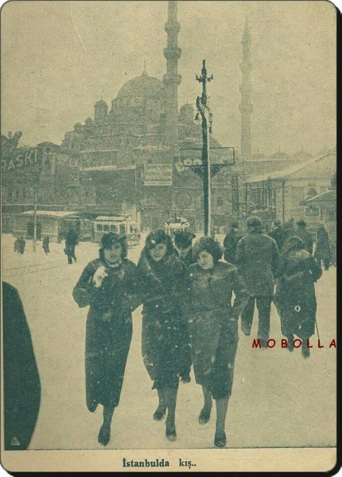 Eminönü 1936 (Bir zamanlar Modern Türkiye...)