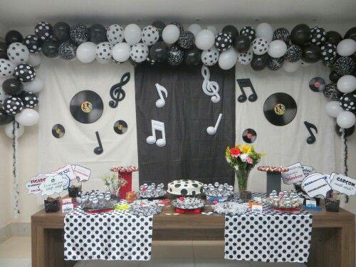 M s de 1000 ideas sobre decora o festa anos 60 en for Decoracion fiesta anos 60