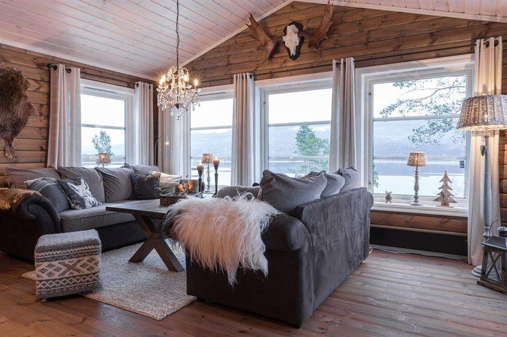 FINN – SPÅTIND/SYNNFJELLET - Helt ny og nøkkelferdig hytte med flott beliggenhet og god standard.