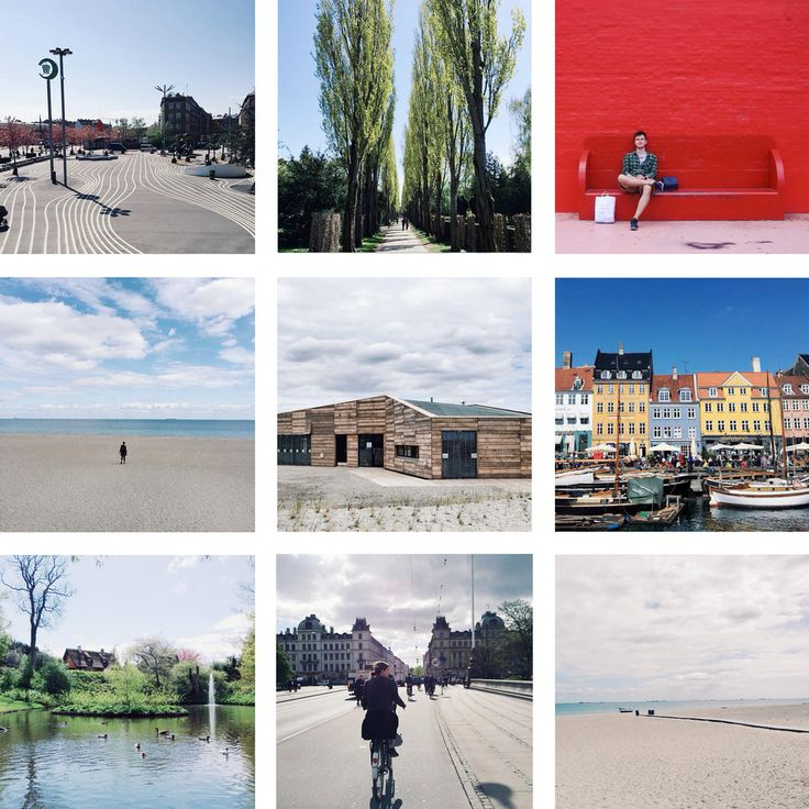 Copenhagen Guide. — red poppy stories