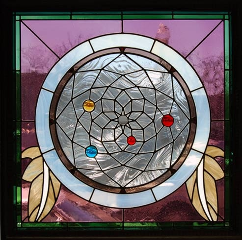 how to make stained glass windows with candy