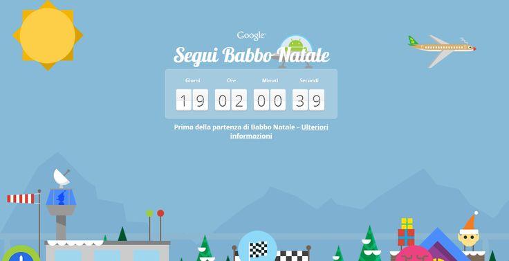 Google Santa Tracker | Come ogni anno inizia il conto alla rovescia per seguire Babbo Natale! - http://www.keyforweb.it/google-santa-tracker-come-ogni-anno-inizia-il-conto-alla-rovescia-per-seguire-babbo-natale/