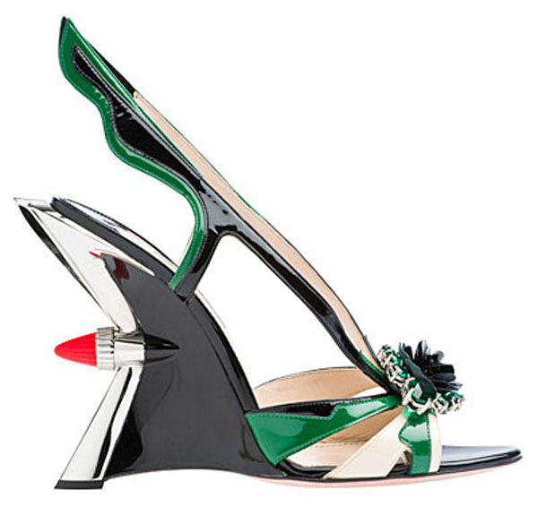 Prada and Herbert Levine Bring New Meaning to the Term 'Driving Shoe'