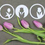 Tulpen [Plotter-Freebie]