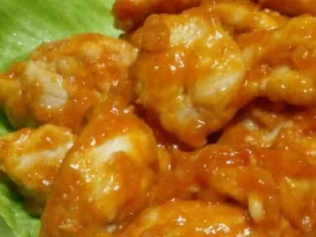 簡単!!節約!!鶏胸肉のトリチリ☆の画像