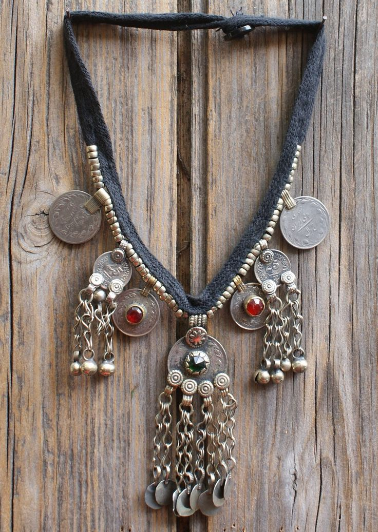 Karma East - Vintage Tribal Necklace 1