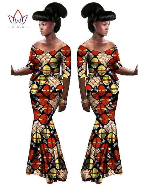 cbb1dfd6b4e Summer African traditional Clothing half sleeve