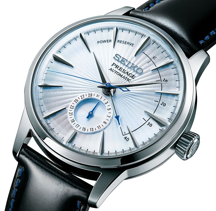 "The new Seiko Presage SSA & SRPB ""Cocktail Time"" watches with images, price, background, specs, & our expert analysis."