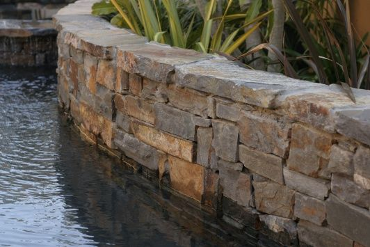 Eco Outdoor - Walling - Dry Stone - Badger
