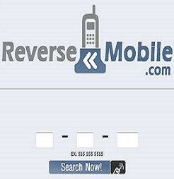 Reverse Phone Number Indicator.