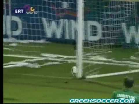Matchday 13: SKODA Xanthi v Panathinaikos 0-1 (24' Gilberto Silva)