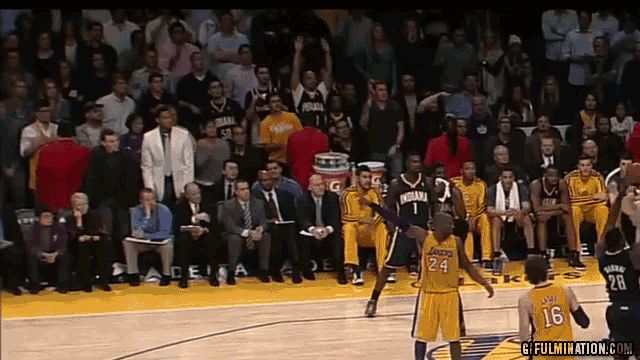 "In honor of Joey Crawford retiring from the NBA here's his ""blocking dance"" http://ift.tt/1UiDuid Love #sport follow #sports on @cutephonecases"