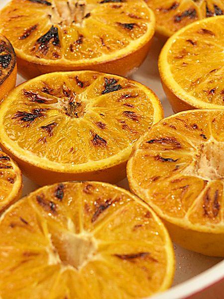 Pomarańcze z rusztu (Naranjas al horno)