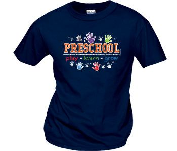 Preschool T-Shirts | WorkPlacePro