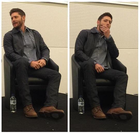 Jensen - AHBL2015 in Melbourne
