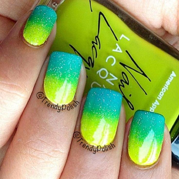 Mejores 32 imágenes de Nails en Pinterest | Uña decoradas, Uñas ...