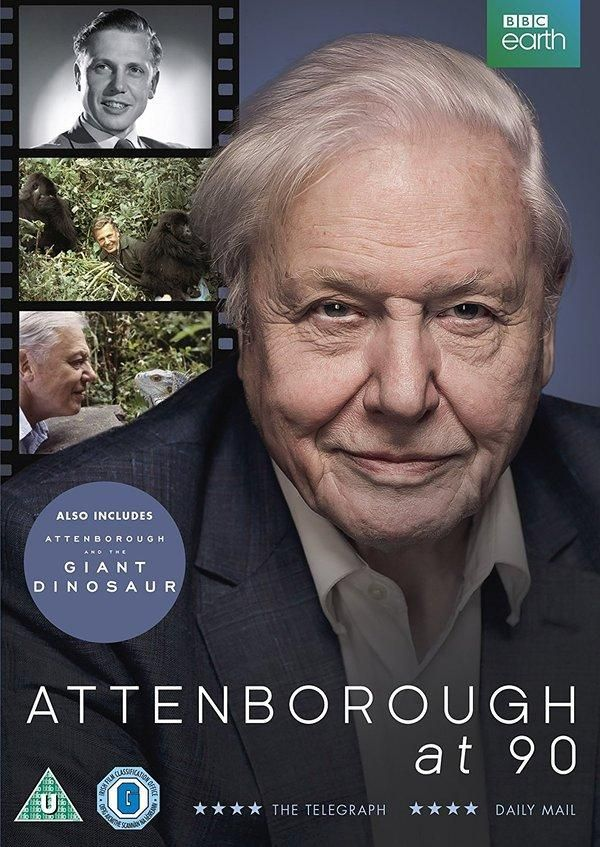 Attenborough at 90: Behind the Lens (TV Movie 2016)