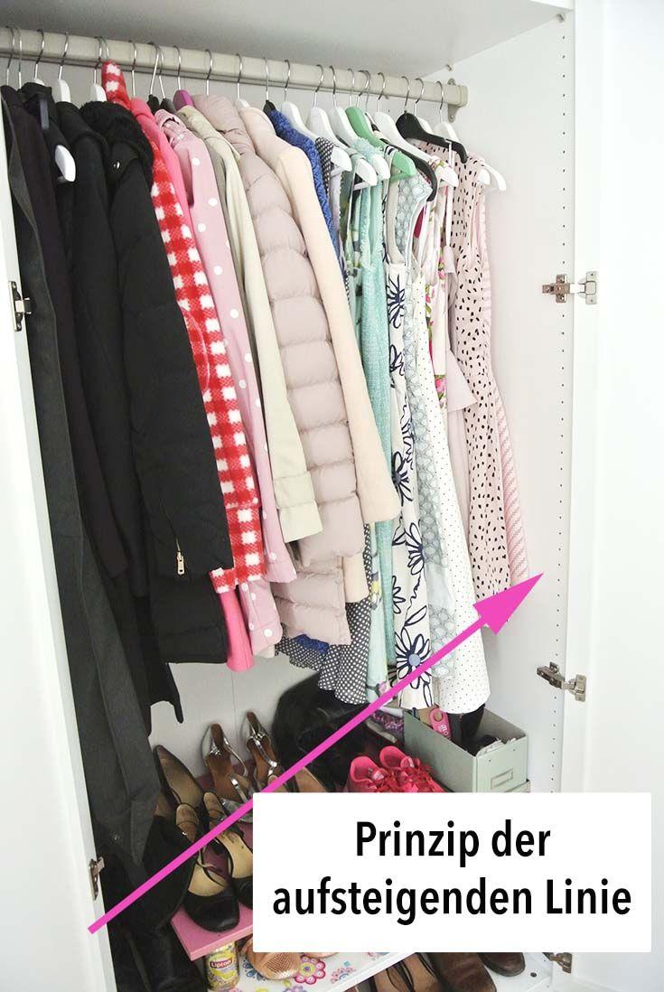 Kleiderschrank Aufraumen Mit Der Konmari Magic Cleaning Methode