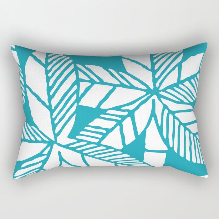 Don T Care For The Square Wrangle In A Rectangle The Rectangular Pillows Have All The Nap Qualit Turquoise Throw Pillows Throw Pillows Designer Throw Pillows