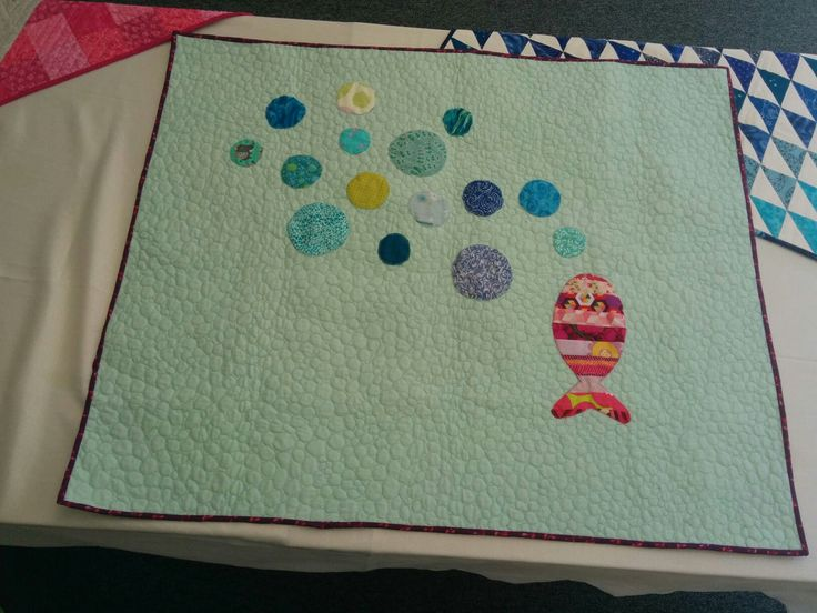 Another modern baby quilt
