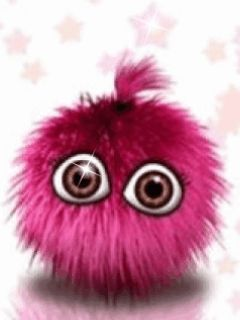Download Cute pompon Mobile Screensavers for your cell phone | MobileTonia.com