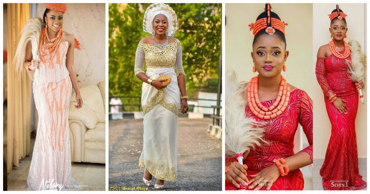 Here Are Some Beautiful Igbo Brides Outfits. The Ibo traditional wedding is a culturally rich and colorful event, just like most traditional weddings