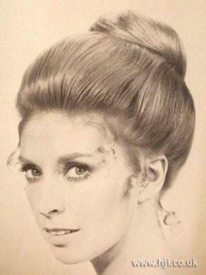 72 Best 60's Hair Images On Pinterest