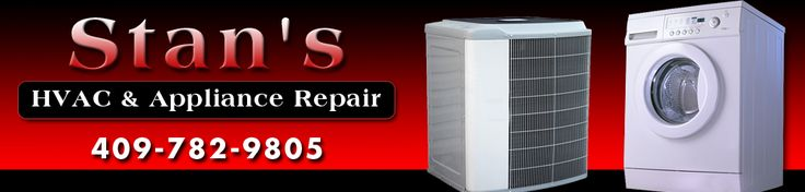 Free Estimates 24/7 for HVAC and appliance repair. Stan's HVAC & Appliance Repair fixes washers, dryers, refrigerators and air conditioners.
