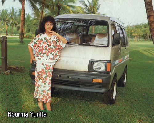 Iklan Suzuki Nourma Yunita