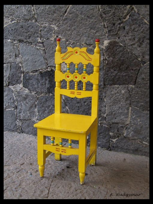mexican chair - come sit awhile and visit www.mainlymexican.com #Mexico #Mexican #chair