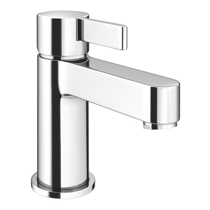 Discover the Nova Cloakroom Mini Basin Mixer Tap with Click Clack Waste. Features a sleek, minimalist design. Now at Victorian Plumbing.co.uk.