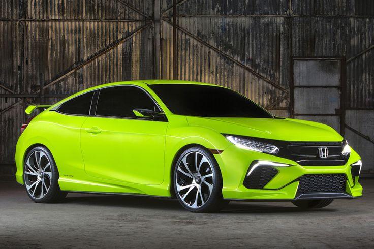 Honda antecipa novo Civic em conceito esportivo - Carros - iG