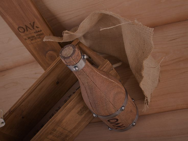 OAK Wine (Concept) on Packaging of the World - Creative Package Design Gallery