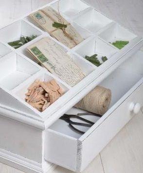 Pudełko z 12 Przegródkami + Szuflada Ib Laursen 5260-11