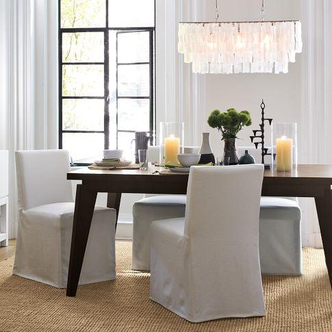 102 Best Lighting Images On Pinterest  Chandeliers Pendant Lamps Fair Rectangular Dining Room Lighting Review